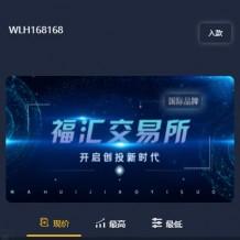 2021最新二开福汇交易所源码-中英双语外汇美元币圈微盘源码下载 K线正常