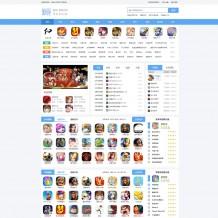 帝国cms模板仿奇虎游戏手游平台源码下载/游戏App软件下载源码 带视频模块+游戏攻略