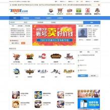 「亲测」PHP仿7881游戏交易平台源码/虚拟点卡商城系统-价值八千元