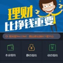 USDT虚拟币排单源码-虚拟钱包理财投资系统 带商城支持商家入驻