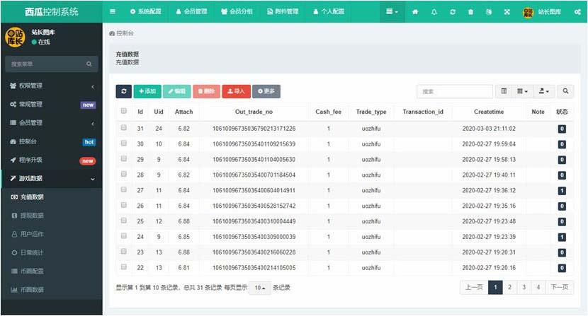 已测小清新币圈免公众号版源码+对接支付+推广K线正常+视频教程-图3