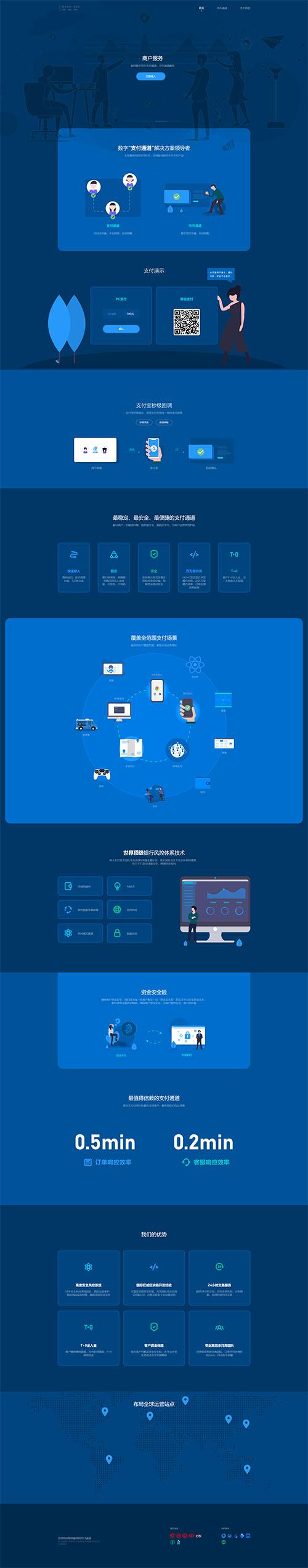 「亲测」星火支付源码/USDT承兑系统/支持ERC20 OMNI/代理商/USDT场外OTC/数字货币-图1