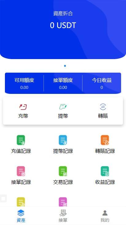 2021价值8k的高端USDT跑分系统源码 服务器打包/全开源/无授权-图1